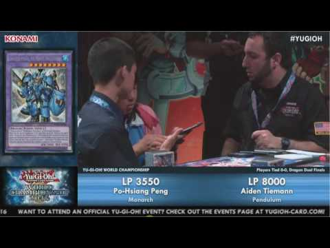 Yu-Gi-Oh! 2016 World Championship Dragon Duel Finals - Domain Monarchs vs Draco Pendulums