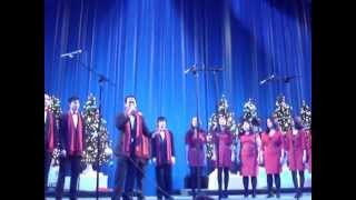 "An Indonesian Song ""Ayo Mama"" Performance @ Navy Pier, Chicago - Part 1"