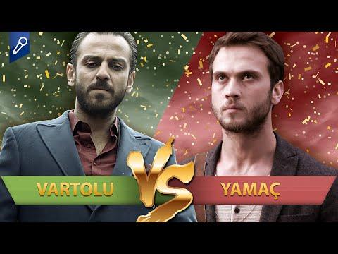 Vartolu Saadettin Mi, Yamaç Koçovalı Mı? | Dizi / Film / TV Düelloları