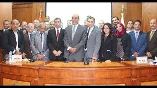 أخبار اليوم | حفل توقيع برتوكول تعاون بين دار أخبار اليوم وشركة القاهرة للصوتيات والمرئيات