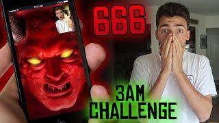 אל תתקשרו ל- 666 ב3 בלילה!! 😱 (ממש מפחיד)