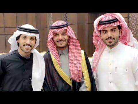 غازي الذيابي و المطيري زواج الامير بندر بن سلطان المطيري حاس انه زواجه يرقص Youtube