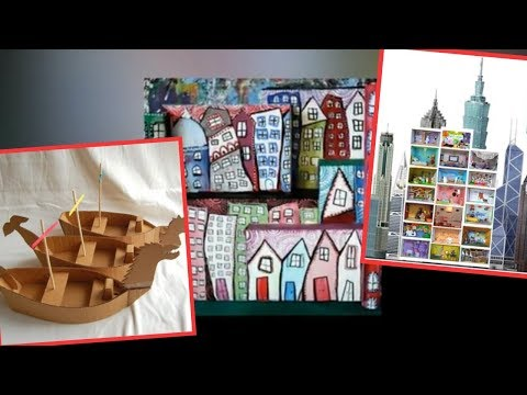 Best Shoe Box Crafts Ideas - Recycled Crafts Ideas