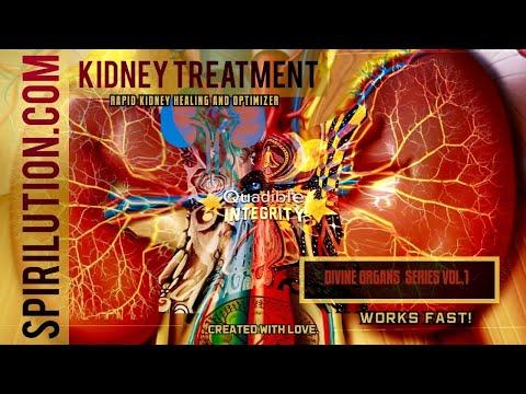 ★Kidney Function Repair, Cleanser & Rejuvenator ★ Frequencies Subliminals - Quadible Integrity