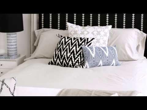 Nate Berkus Bedroom Makeover - House Beautiful Videos