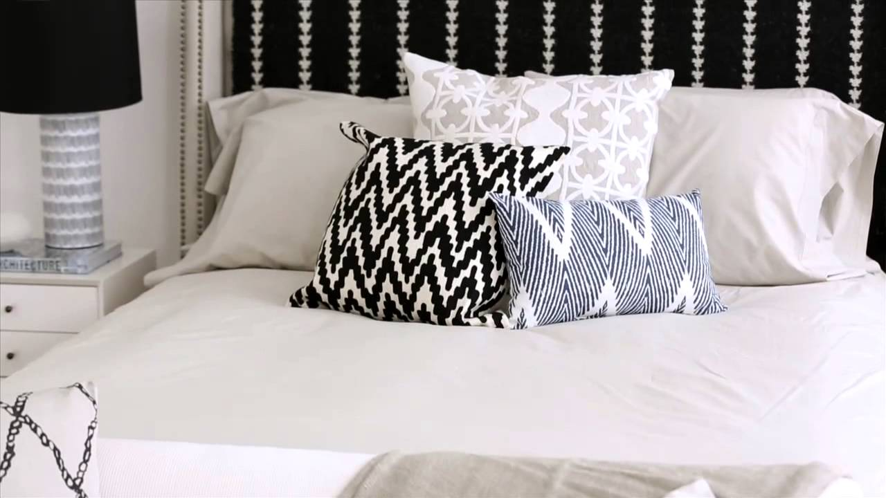 Nate Berkus Bedroom Makeover House Beautiful Videos YouTube - Nate berkus bedroom designs