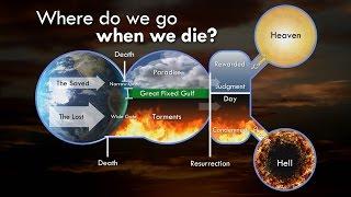Metaphysics: Where Do We Go When We Die?