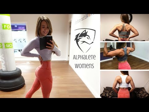 Alphalete Womens Haul | Emily_Fitness92