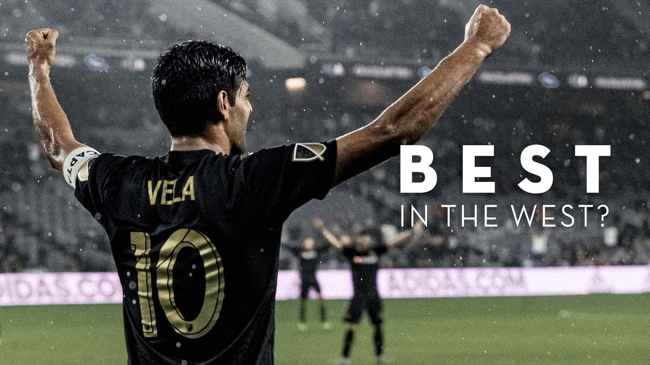 separation shoes 1cfcb 73af8 Can Carlos Vela Help LAFC Win the Western Conference? LAFC: Black & Gold
