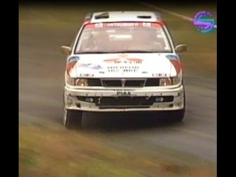 Lombard RAC Rally 1991 Part 2