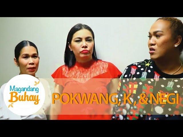 Magandang Buhay: Pokwang, K, and Negi share their 'magandang experience' on Magandang Buhay