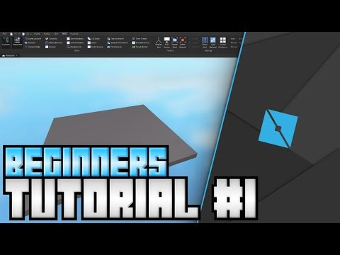 Roblox Building for Beginners Tutorial! | How to use Roblox Studio & What Plugins I use!
