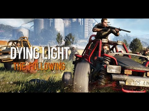Dying Light: The Following All Cutscenes (Game Movie) 1080p HD