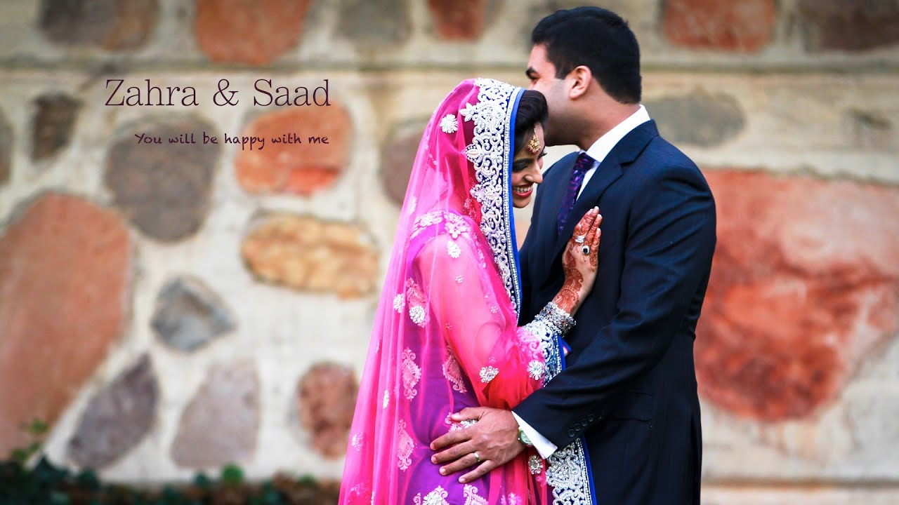 Cute Islamic Couples Hd Wallpapers Pakistani Wedding Video Canberra Australia 2012 I