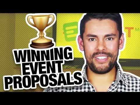 5 Secrets To Creating Winning Event Proposals