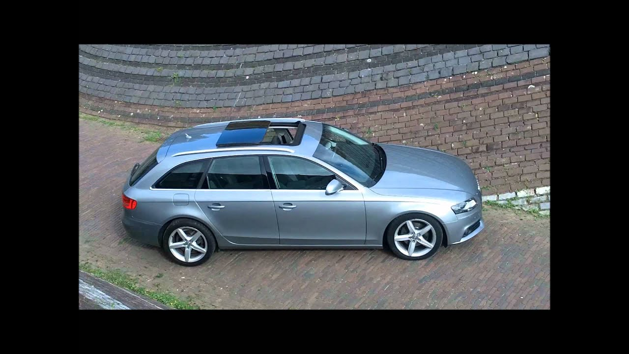 audi a4 avant 2 0tdi pro line business multitronic youtube. Black Bedroom Furniture Sets. Home Design Ideas
