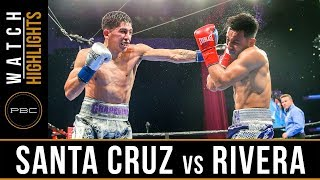 Santa Cruz vs Rivera HIGHLIGHTS: February 16, 2019 - PBC on FOX