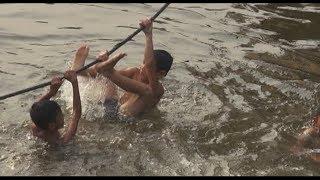 Kehidupan Sungai Kota Banjarmasin Pendek