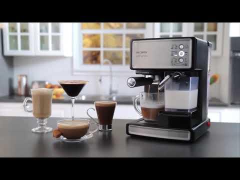 Mr  Coffee Cafe Barista Espresso maker Review