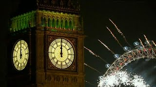 Big Ben to go silent for four years
