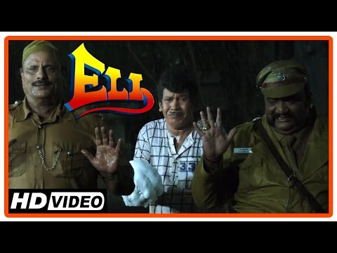Eli Tamil Movie | Scenes | Comedy | Vadivelu Tricks Santhana Bharathi | Sadha