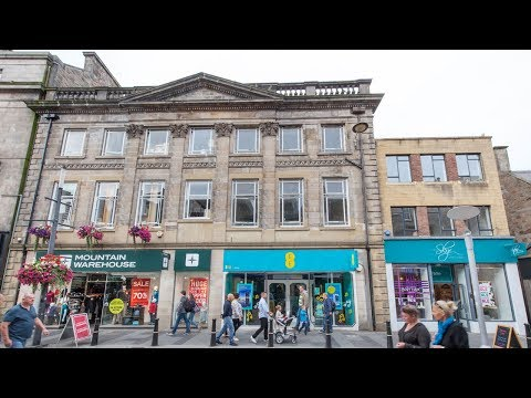 Prime, High Yielding City Centre Retail Investment 41-45 High Street   Inverness   IV1 1HT