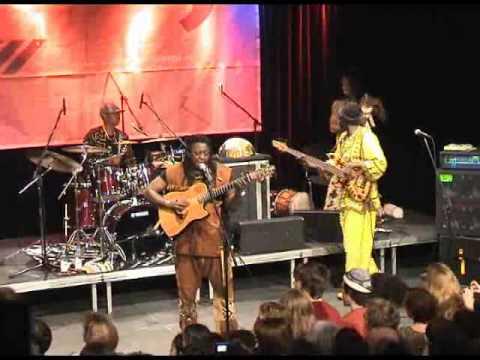 Habib Koité & Bamada - 2010 - N'ba mp3