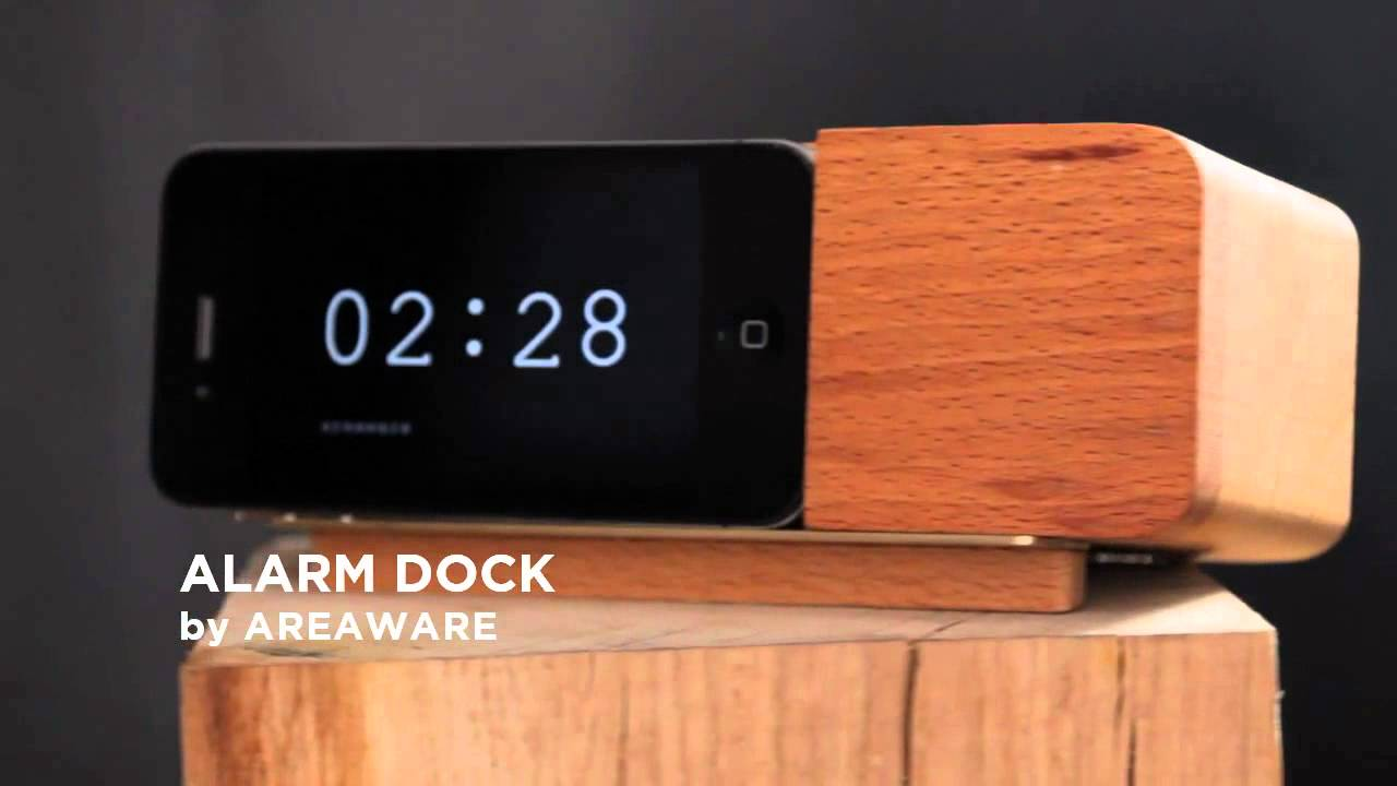 Alarm Dock For IPhone HD