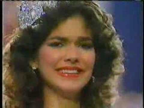 Miss Usa 1985 crowning