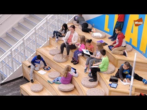 Innovative Learning Spaces for the Next Generation: Centerview Elementary School