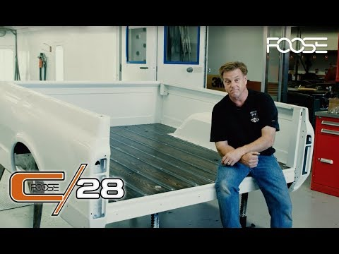 "Foose Design - 1967 Chevy ""C/28"" Project – Part 2/8 (Truck Bed Customization)"