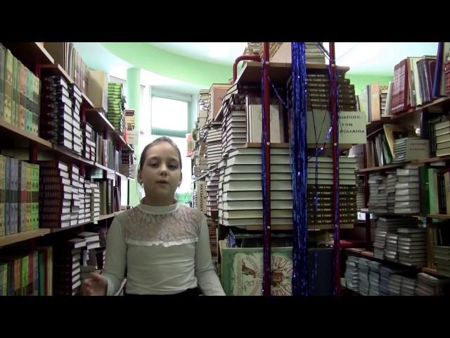 Изображение предпросмотра прочтения – МарголинаВероника читает отрывок изпроизведения «Железная дорога» Н.А.Некрасова