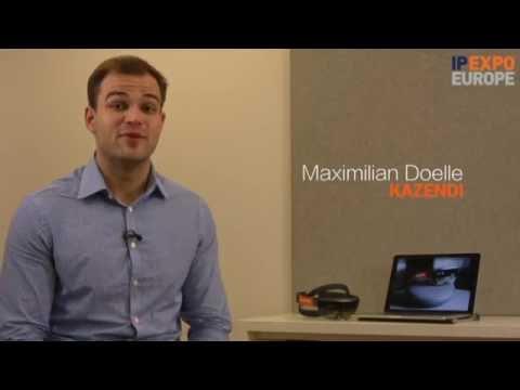 Maximilian Doelle, Kazendi- IP EXPO PROMO