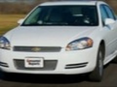 2012-2013 Chevrolet Impala review | Consumer Reports