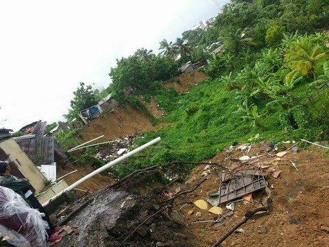 Efectos del Huracán María en Moca / Gobernador de Espaillat Diloné Ovalles habla /