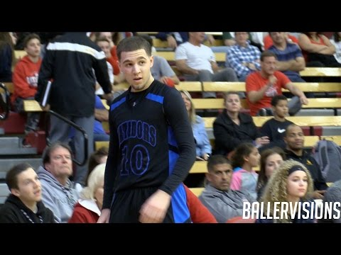 Mike Bibby Jr is Nice! Lights Up the Nike Extravaganza 2016