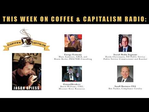 Coffee & Capitalism Radio Episode 162: Education is the New Currency