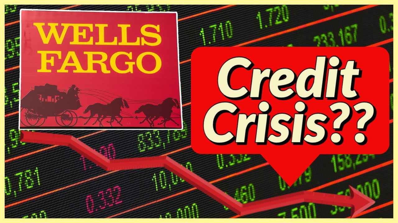 Download Wells Fargo (WFC) Stock Analysis - Real Reason WFC Shut Down Credit Lines & Q2 Results