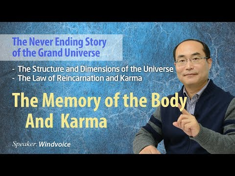 [LifeTree TV] The Memory of the Body and Karma