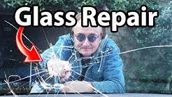 How to Fix a Windshield Crack in Your Car (Do Glass Repair Kits Work?)