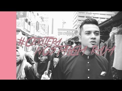 Fazley Kembalikan 'Trademark' Abang Asmara