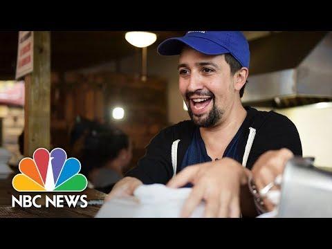 'Hamilton' Creator Lin-Manuel Miranda Pledges Long-Term Help For Puerto Rico's Recovery   NBC News