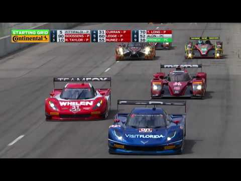 2016 Chevrolet Sports Car Classic Presented by the Metro Detroit Chevy Dealers Race Broadcast