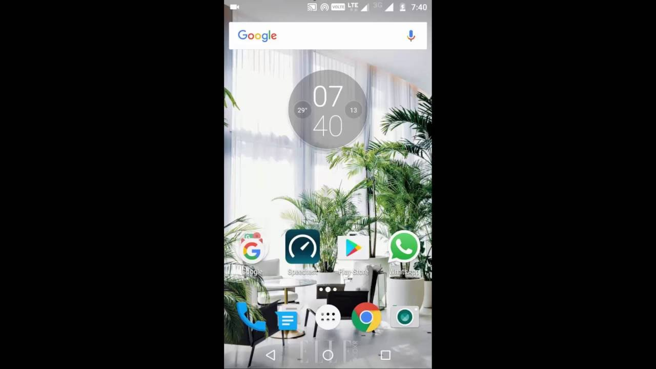 How to enable VOLTE on moto g4 plus
