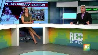 RED+   Cuestionan convocatoria a marchas que hizo Gustavo Petro para el 7 de agosto