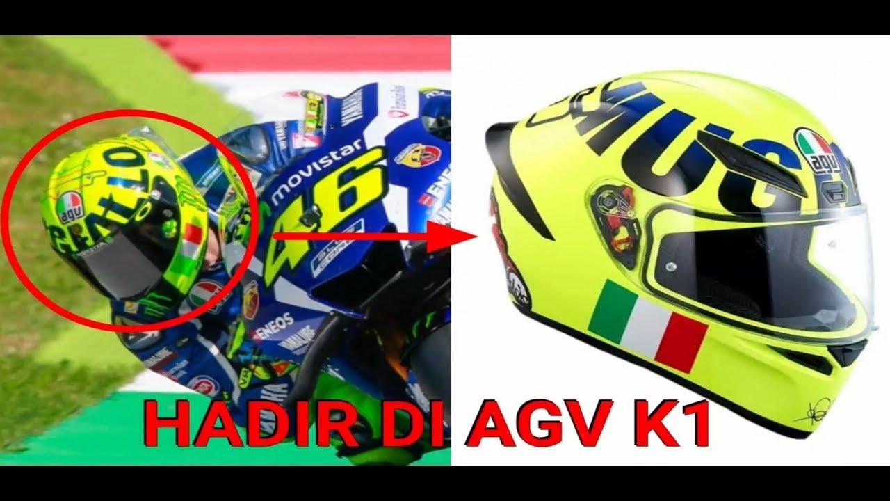 Helm Agv K1 Original Tuh Seperti Ini Simak Sampai Akhir Video Nya Youtube