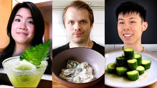 3 Ways We Uṡe Cucumber