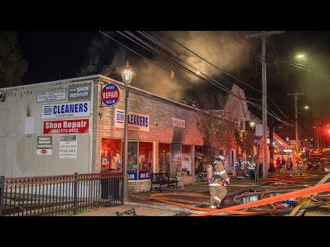Bridgeport Ave. 2nd Alarm (Milford, CT) 9/23/20