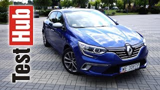 Renault Megane IV GT Line recenzja PL