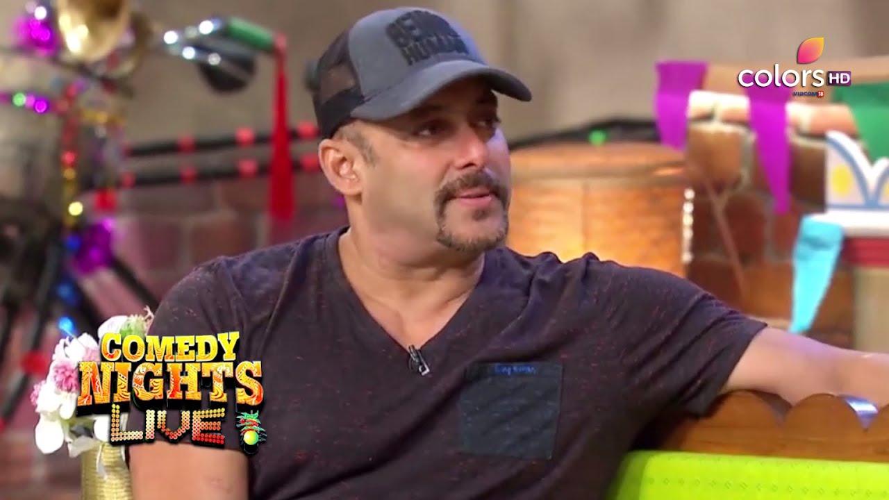 Comedy Nights Live | Chintu's Question Leaves Salman Khan Speechless